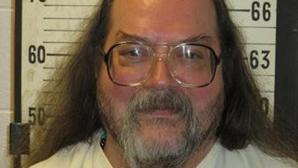 Death row inmate Billy Ray Irick, appears in a booking photo provided by the Tennessee Department of Corrections, August 8, 2018.    Tennessee Department of Corrections/Handout via REUTERS   ATTENTION EDITORS - THIS IMAGE WAS PROVIDED BY A THIRD PART