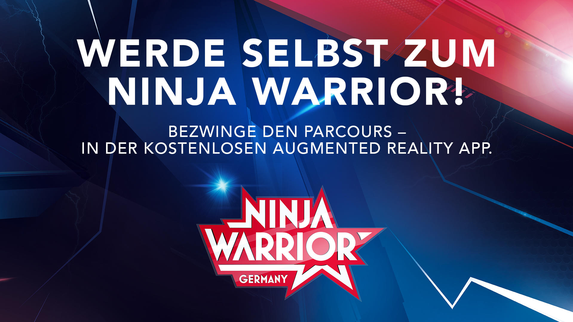 Ninja Warrior Germany Tickets