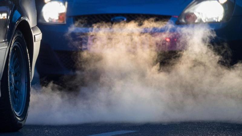Höhere Diesel Schadstoffbelastung 2017 In Frankfurt