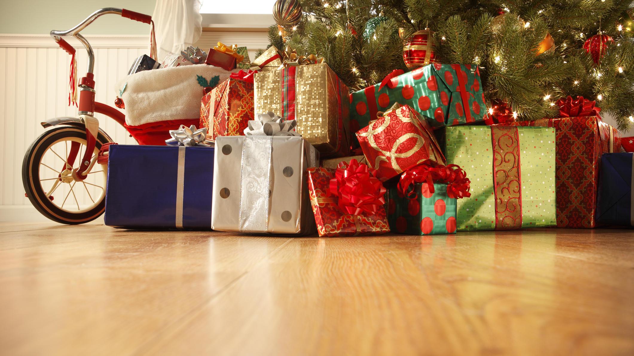 Für die Weihnachtsgeschenke seiner Kinder: Vater bittet um Spenden ...