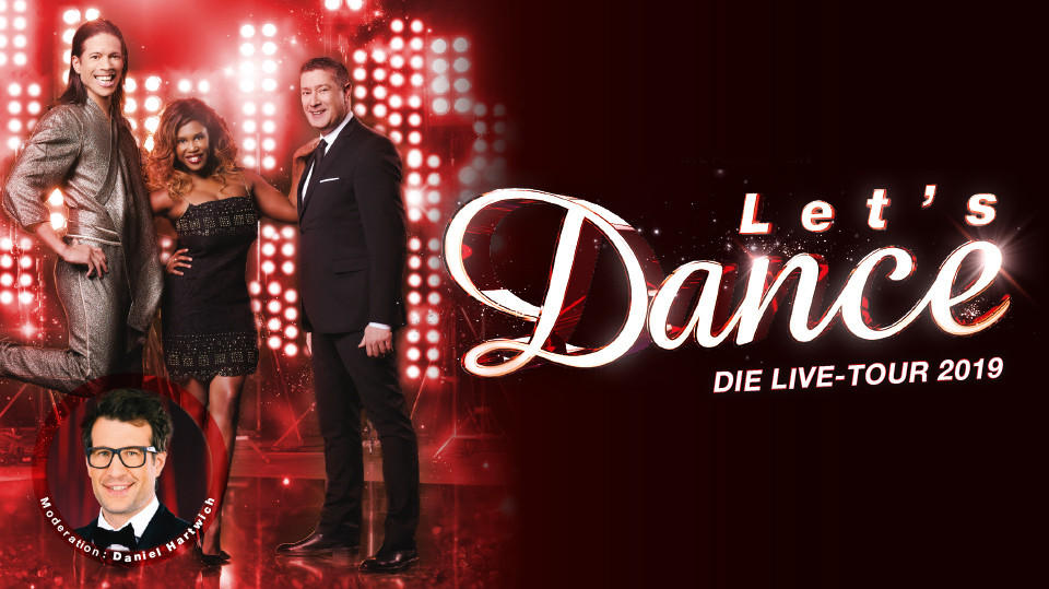Let's Dance 2019 auf Live-Tour