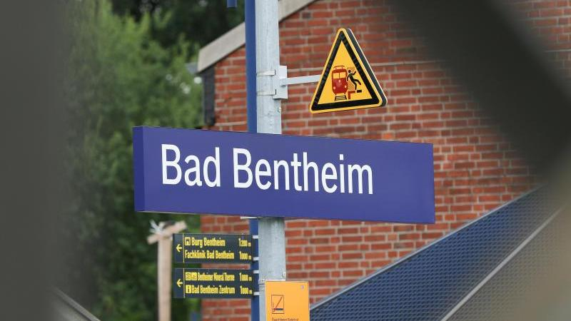 Bahnhof Bad Bentheim