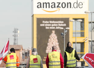 Amazon streikt bis Heiligabend