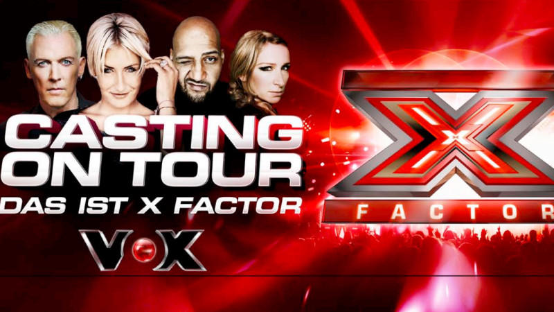 X Finder Castingtour 2012