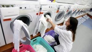 wäsche bleichen hausmittel