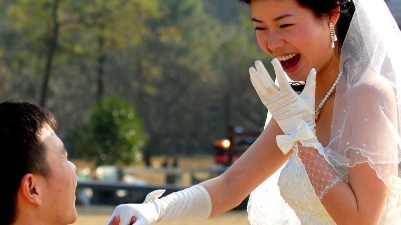 japanische Damen für die Ehe