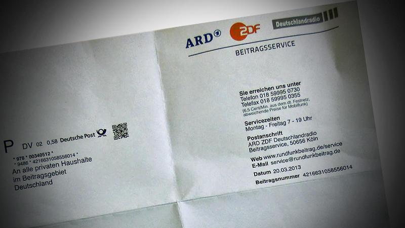 beitragsservice ard zdf deutschlandradio