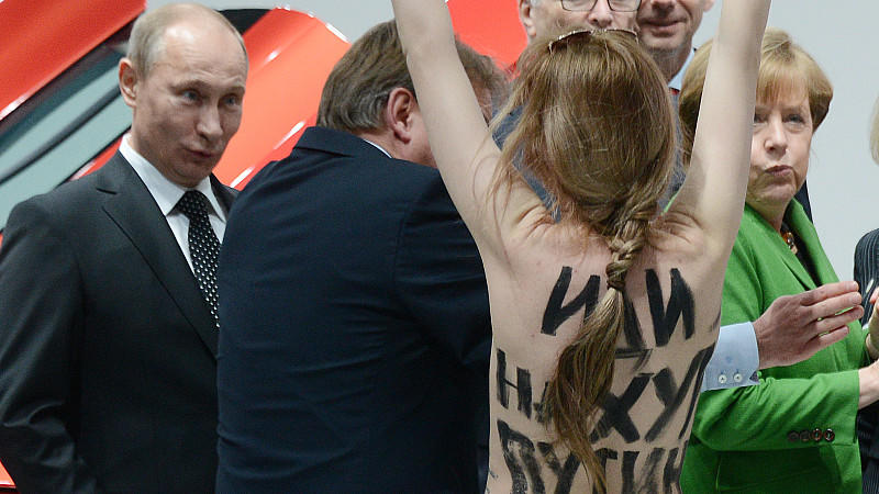 Femen Germany