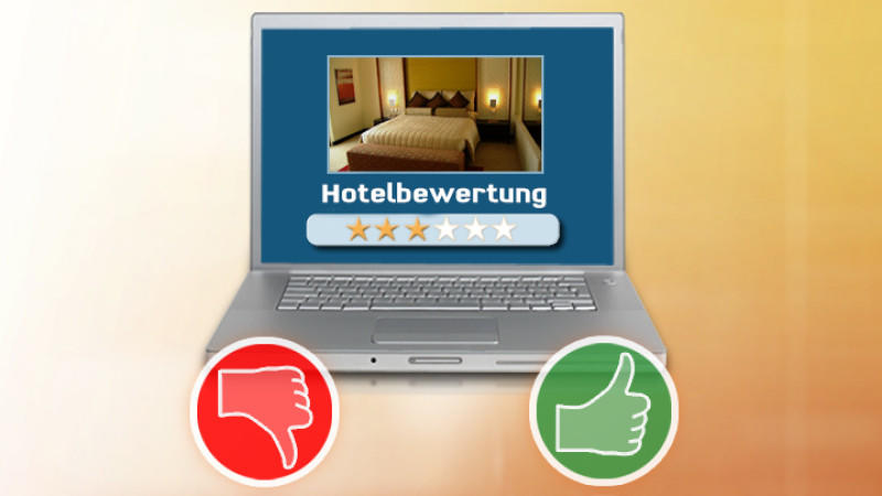 hotelbewertungen woran erkennt man gef lschte hotelkritiken. Black Bedroom Furniture Sets. Home Design Ideas