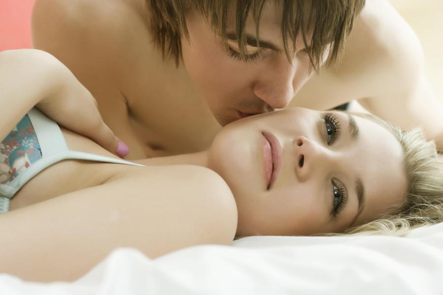Entjungferung Sex