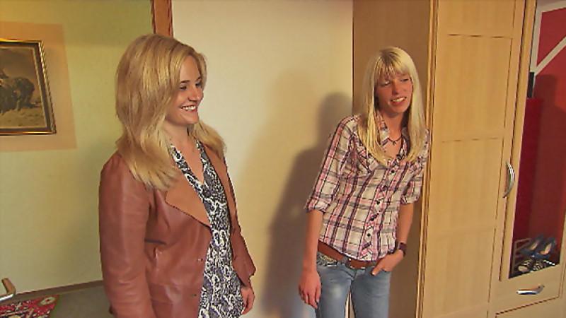 bauer sucht frau 2013 teilen sich lena und janine bald. Black Bedroom Furniture Sets. Home Design Ideas
