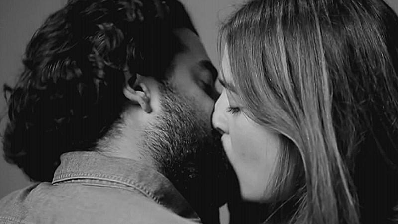 Wann sollte ein Paar seinen ersten Kuss haben?