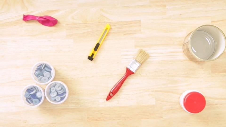 DIY Knopfschale: So Einfach Können Sie Ein Cooles Wohnaccessoire Basteln