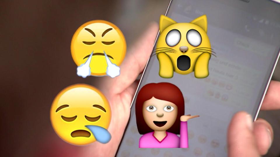 emojis und ihre bedeutung diese whatsapp zeichen werden oft falsch verstanden. Black Bedroom Furniture Sets. Home Design Ideas