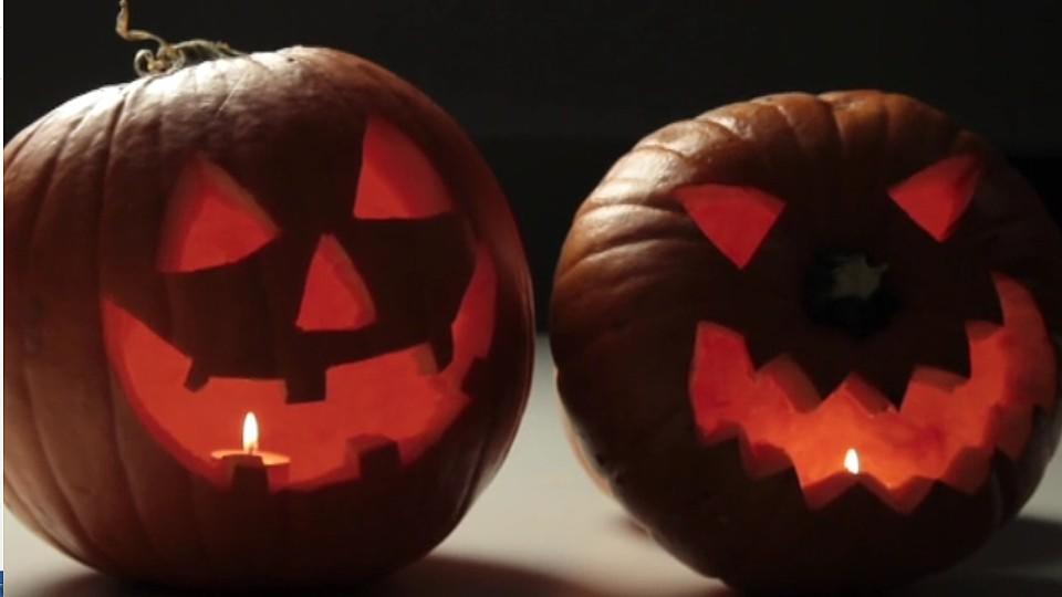 halloween k rbis ganz einfach selber schnitzen. Black Bedroom Furniture Sets. Home Design Ideas