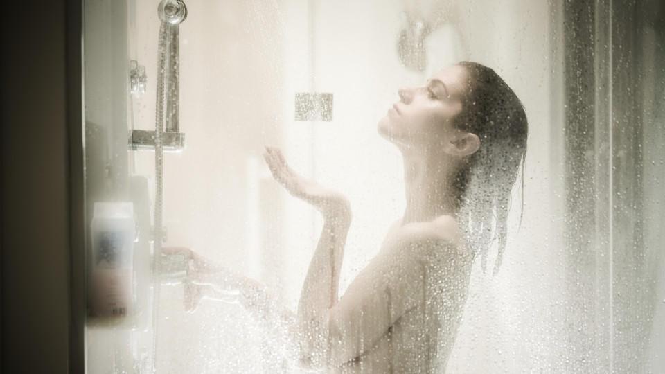 täglich duschen gesund