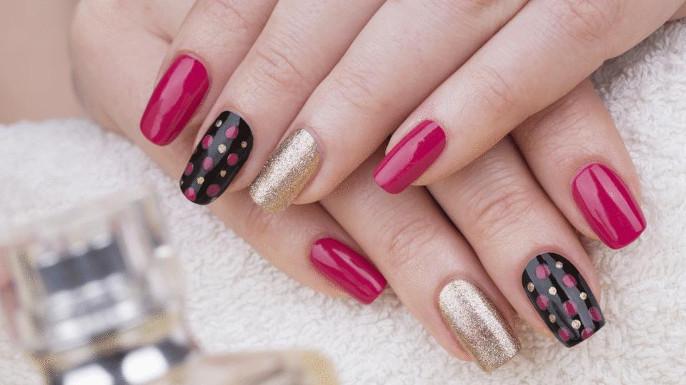 Gel Nails Manicure Designs