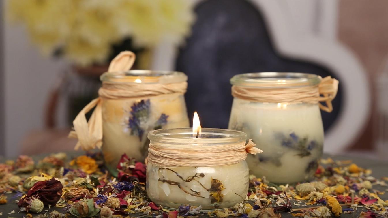 Einladungskarten Selbst Gestalten So Einfach Geht S: Kerzen Selbst Gestalten: So Geht's