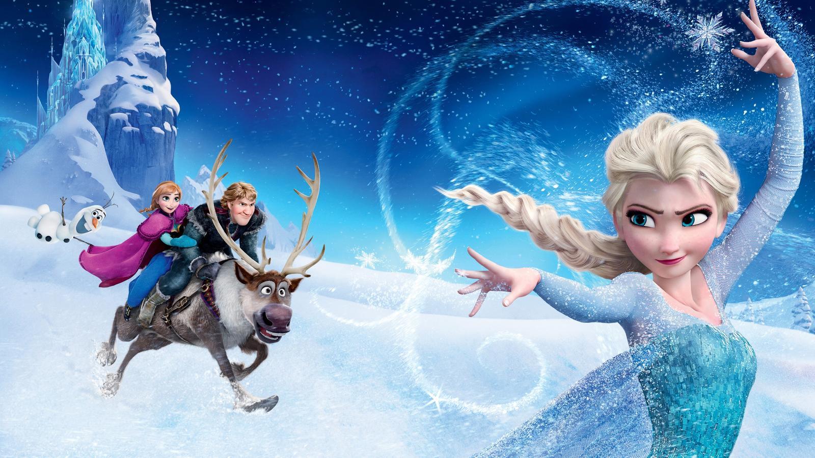 Die Eiskönigin Völlig Unverfroren