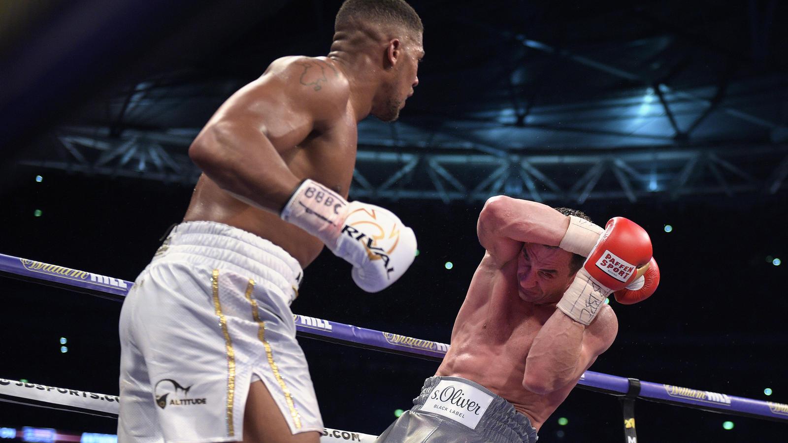 Boxen Klitschko Gegen Joshua