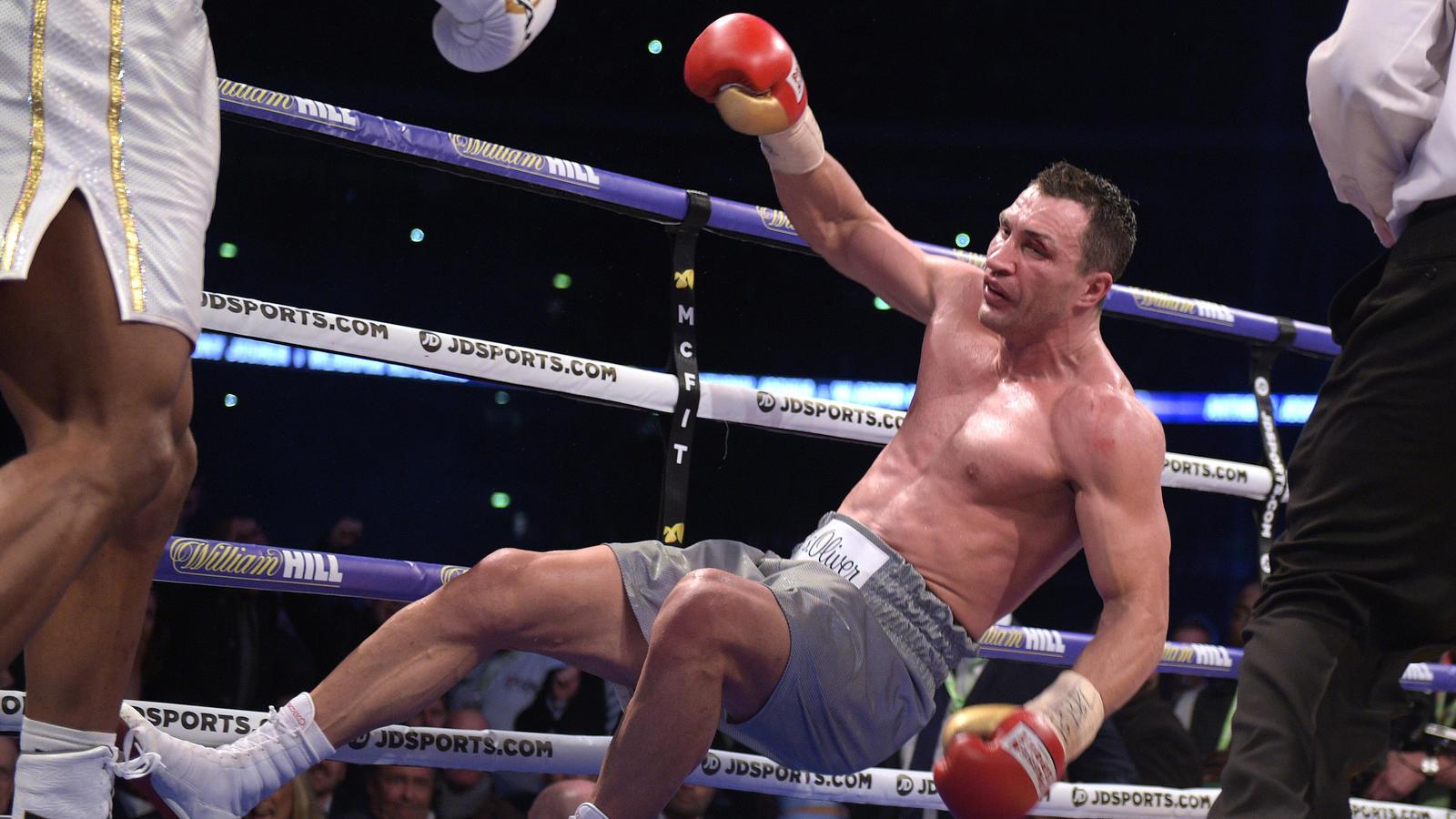 Weltmeister Schwergewicht Boxen