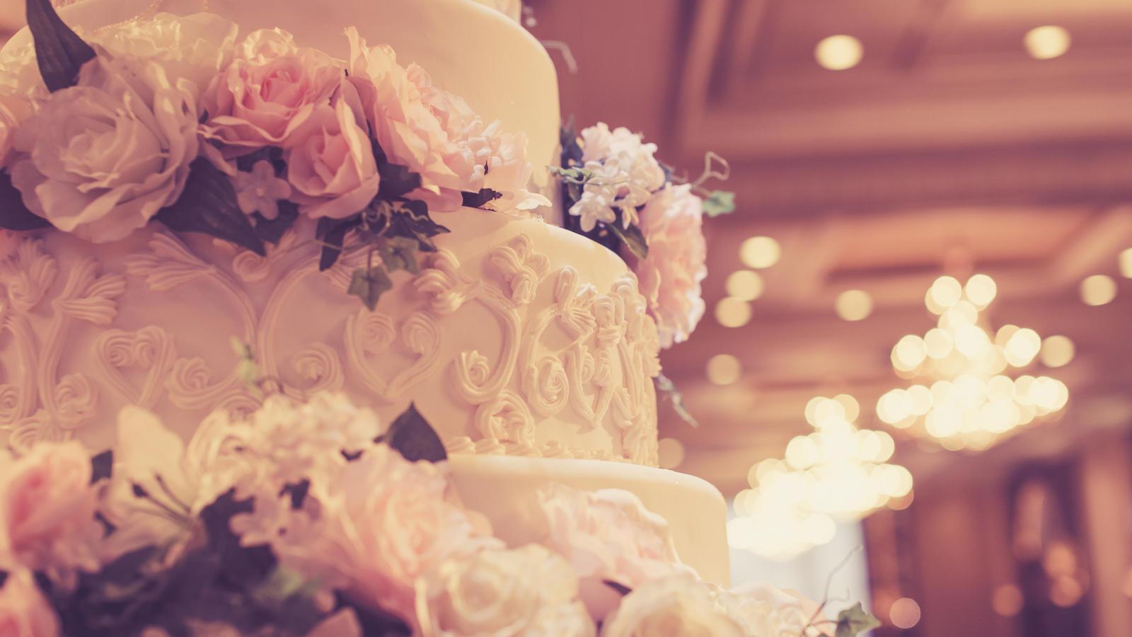 Faszinierend Hochzeitstorte Bilder Referenz Von