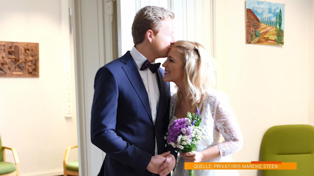 Iris Mareike Steen Hochzeit