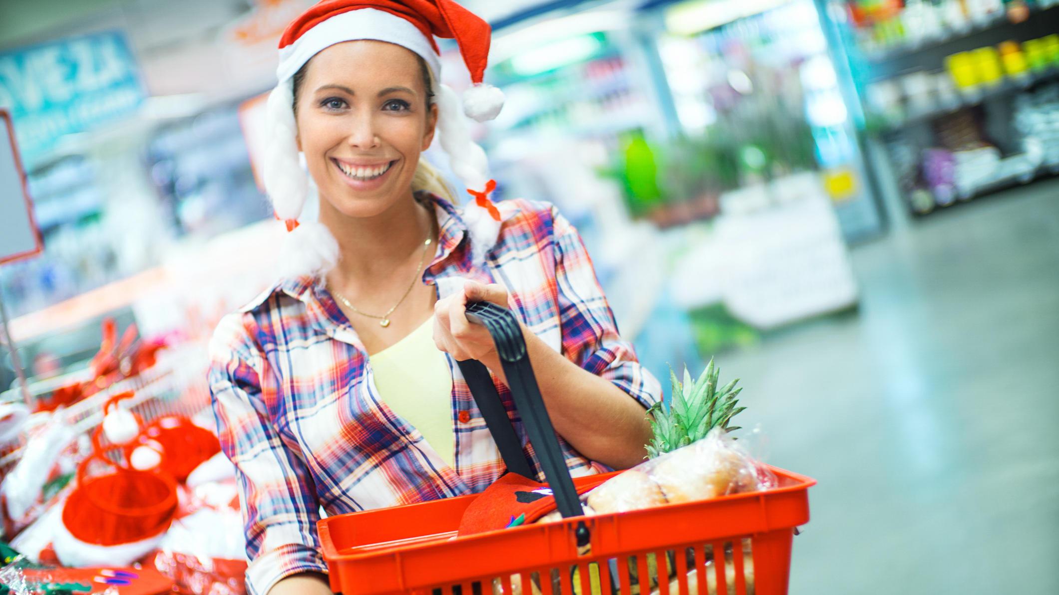Heiligabend einkaufen: Einige Supermärkte öffnen am 24. Dezember doch