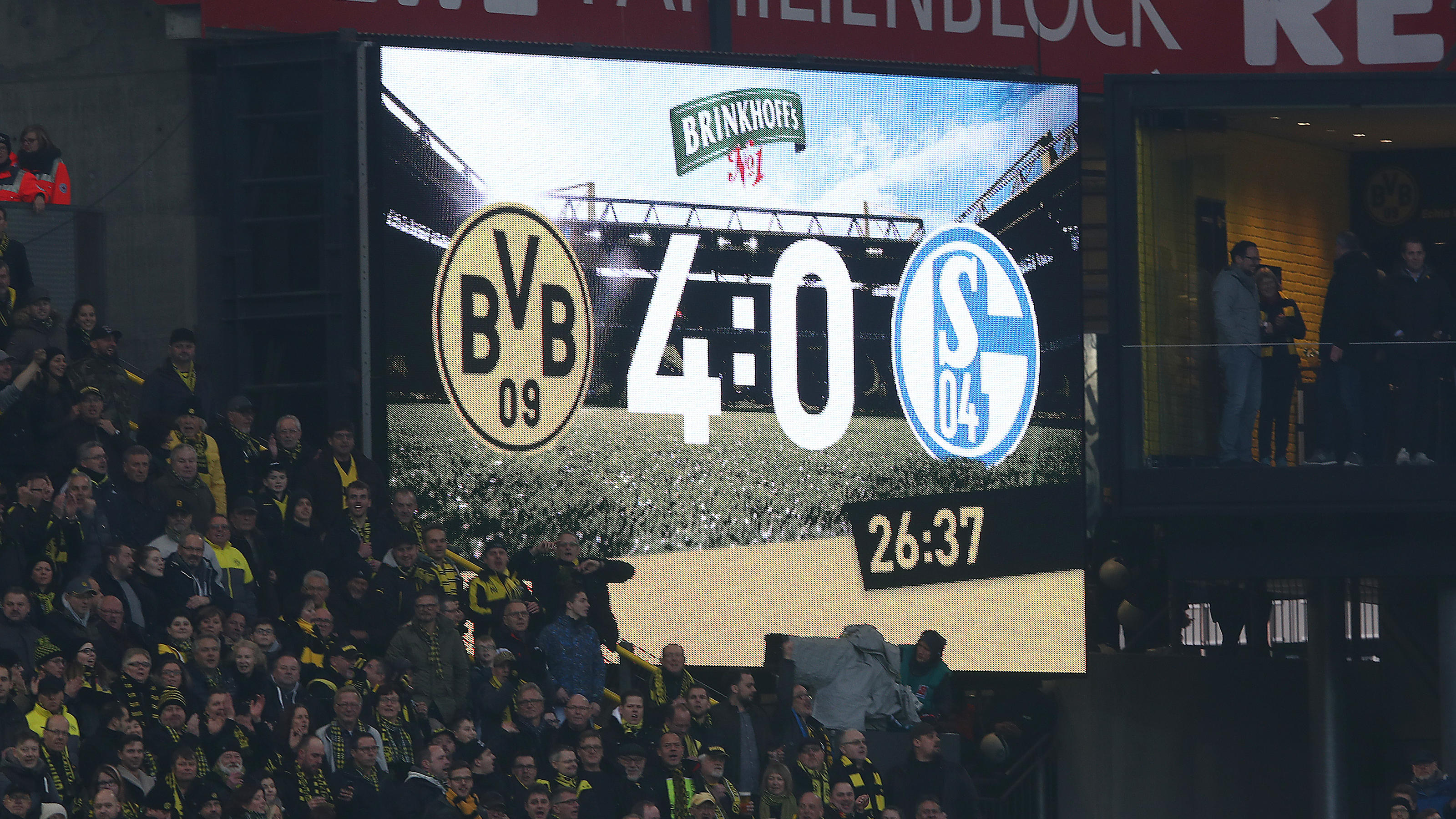 Ergebnis Schalke Dortmund
