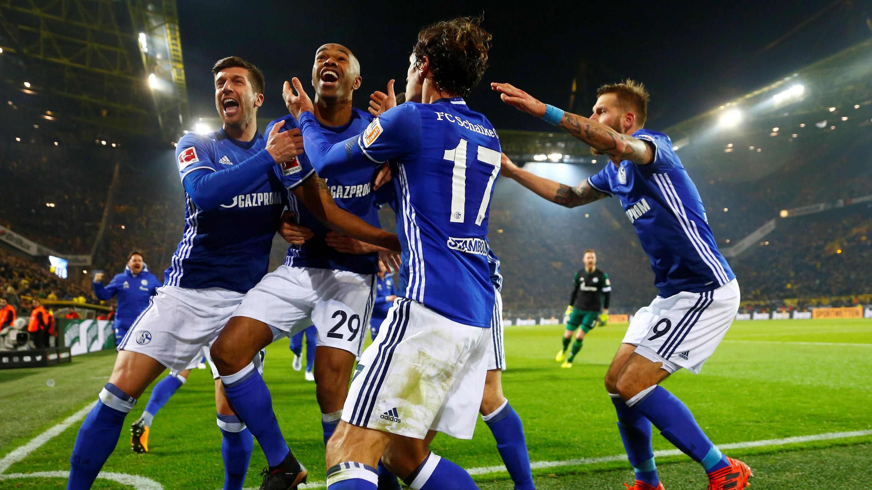 Ergebnis Dortmund Schalke