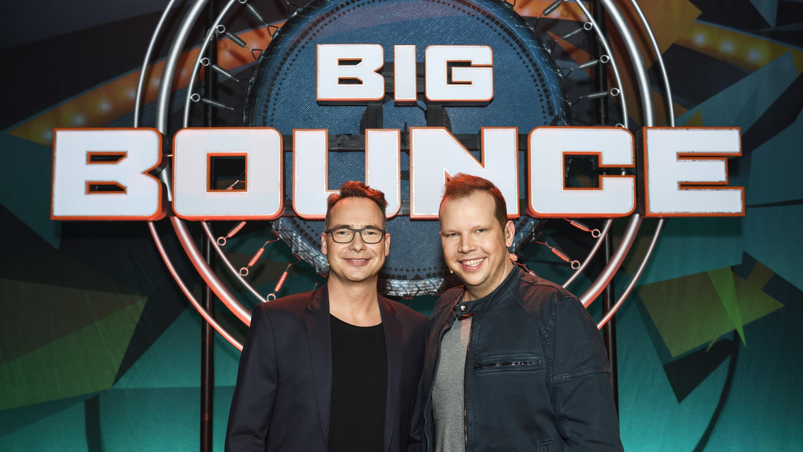 Big bounce die trampolin show bei tv now verpasste for Rtl spiegel tv live
