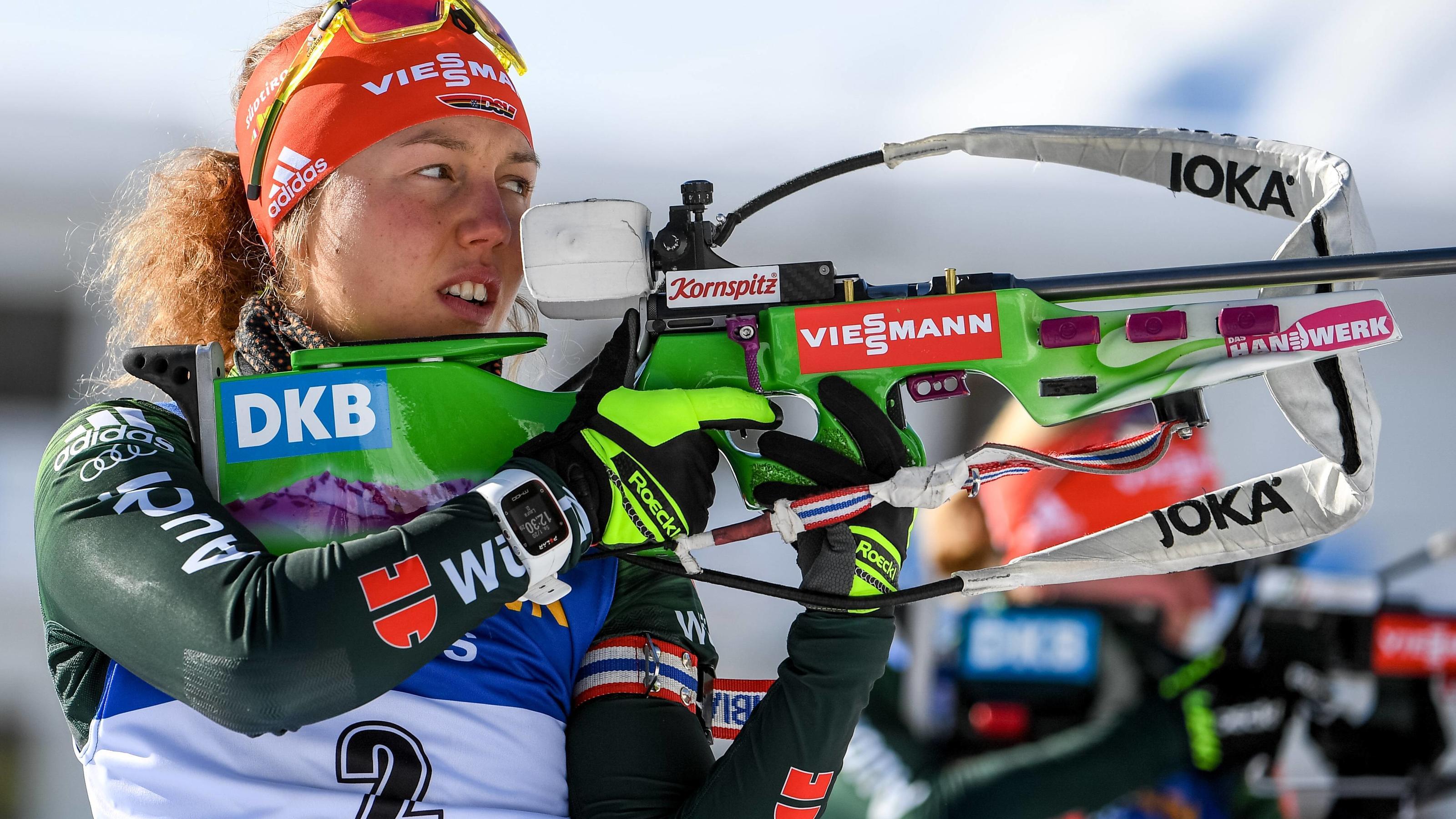 Biathlon Dahlmeier