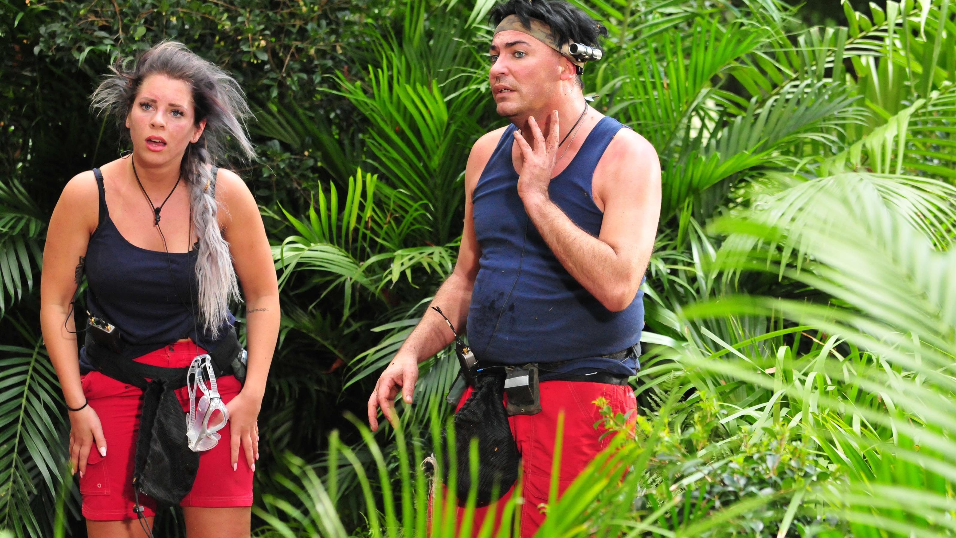 Jungle Camp Sendung VerpaГџt