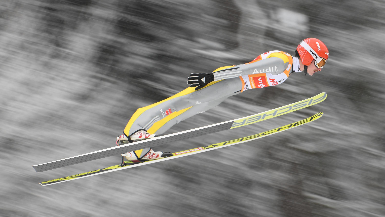 olympia skispringen