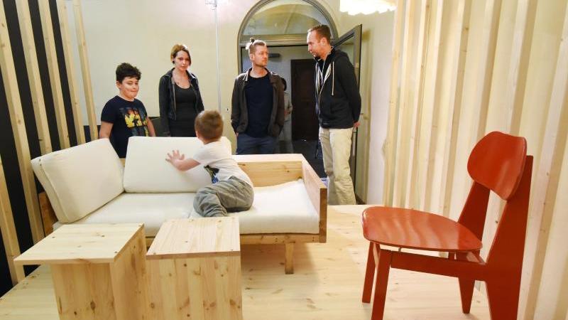 Möbel Grub schau hartz iv möbel und mini häuser mit viel interesse