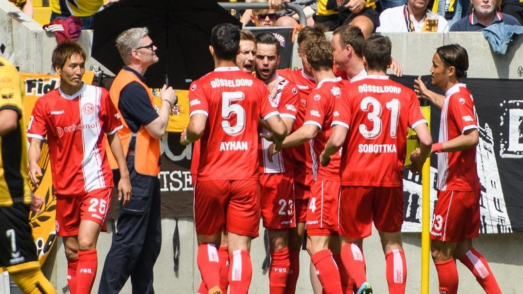 Fortuna Düsseldorf 2. Mannschaft