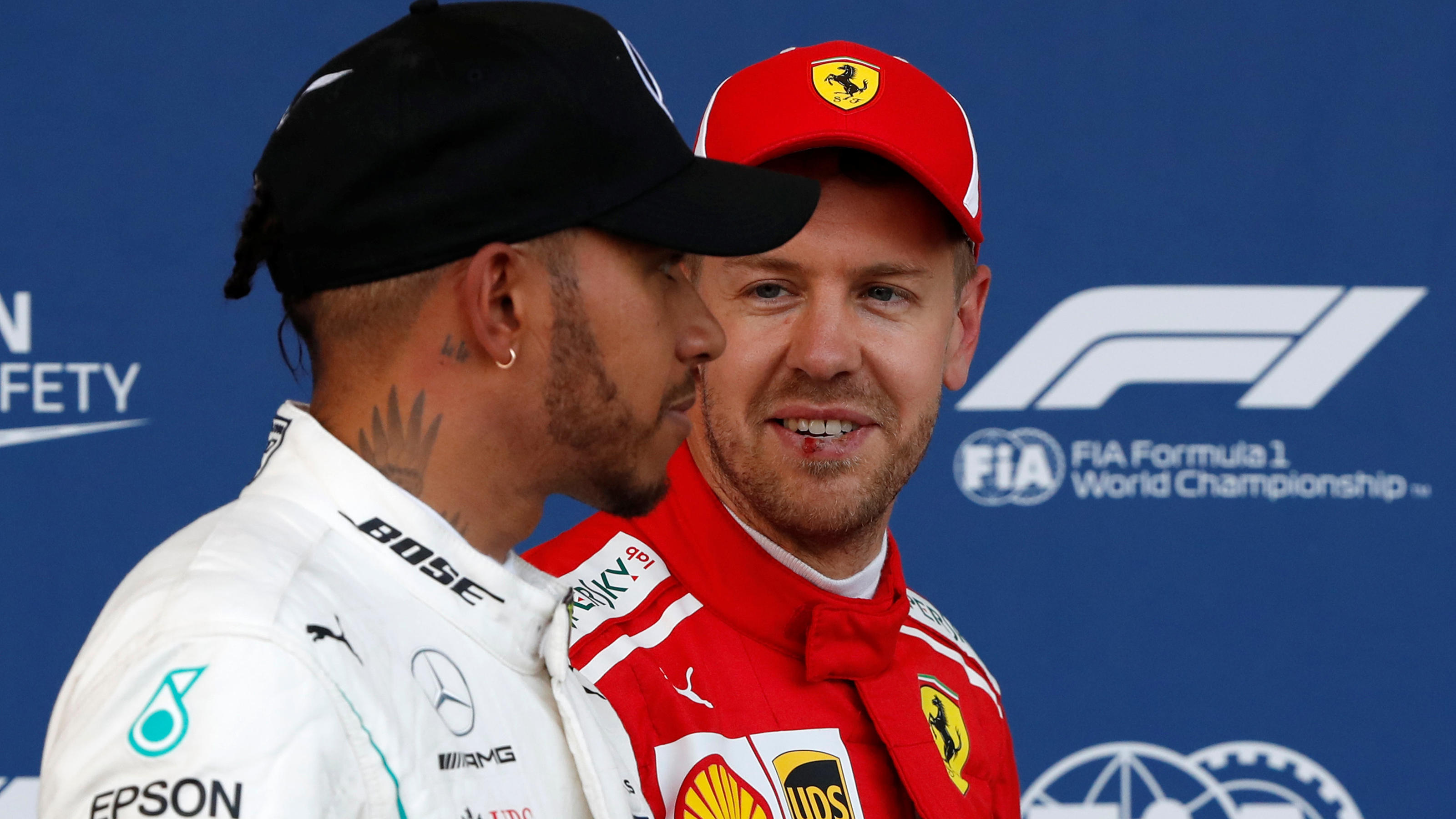 Quali-Facts zum Aserbaidschan-GP: Sebastian Vettel stellt ...