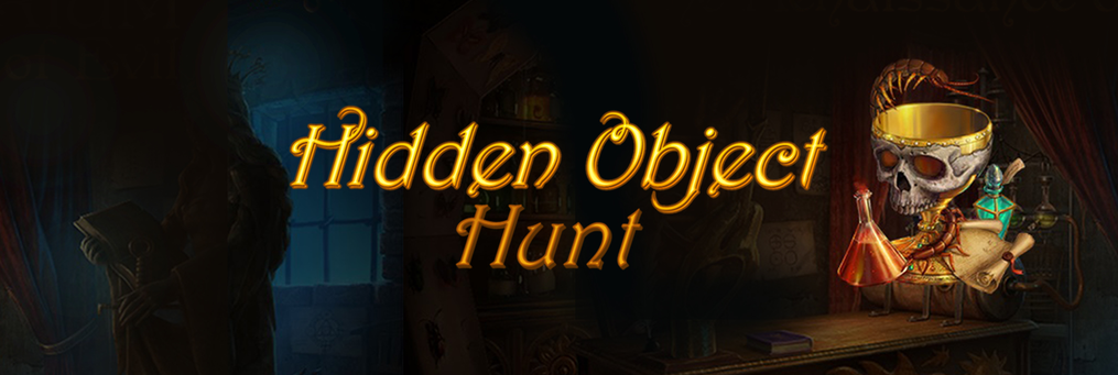 Hidden Object Hunt - Presenter