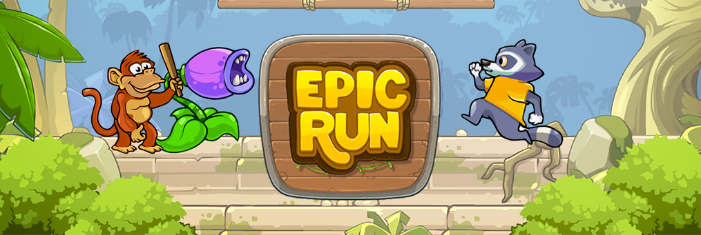 Epic Run - Presenter