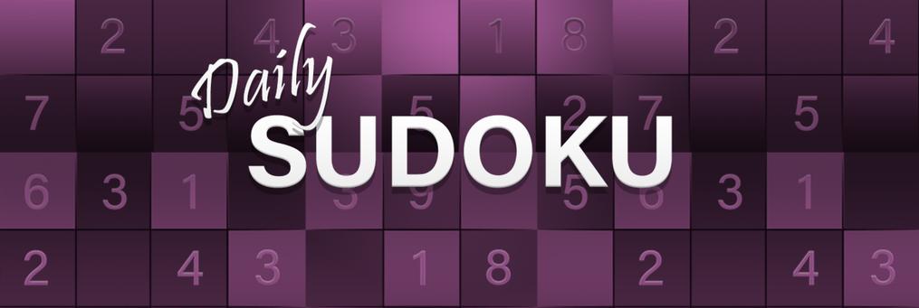Daily Sudoku - Presenter
