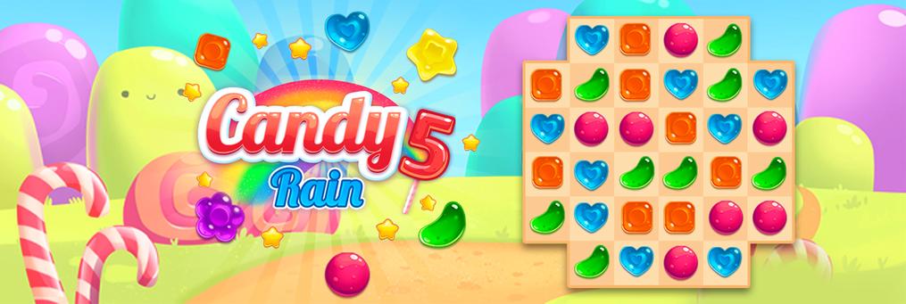 Candy Rain 5 - Presenter