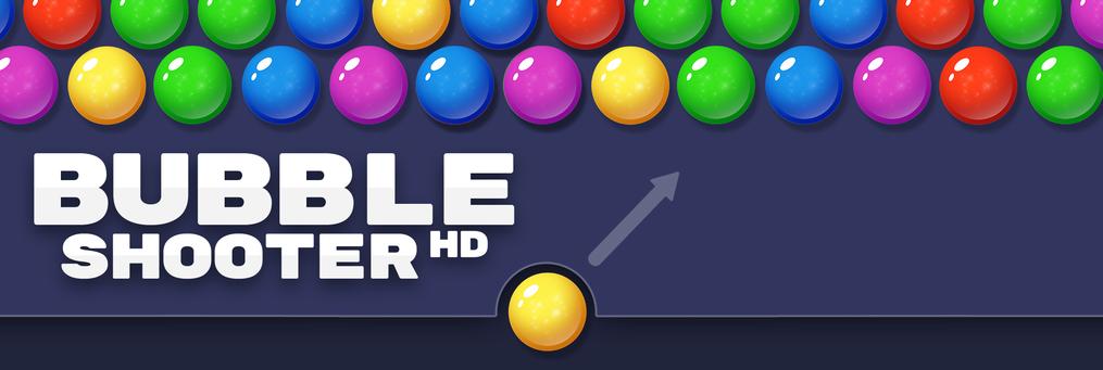 Bubble Shooter HD - Presenter