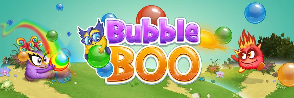 Bubble Boo - Presenter