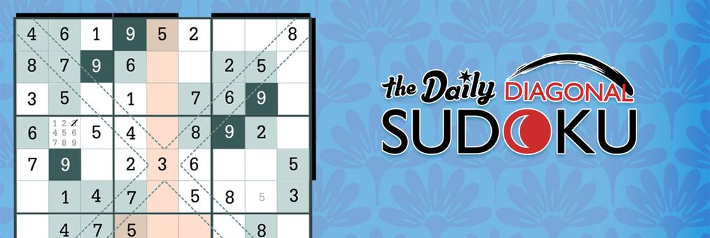 Daily Diagonal Sudoku - Presenter