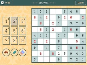 Daily Sudoku - Screenshot
