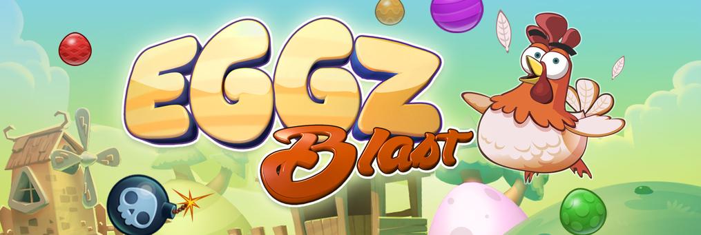 Eggz Blast - Presenter