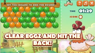 Eggz Blast - Screenshot