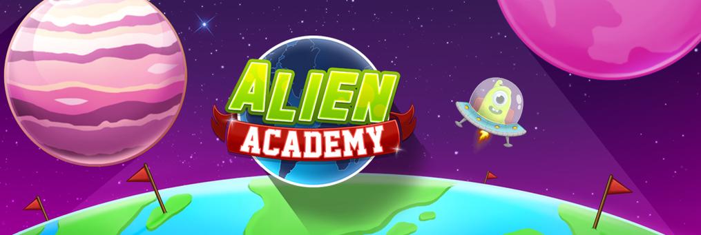 Geo-Quiz: Alien Academy - Presenter