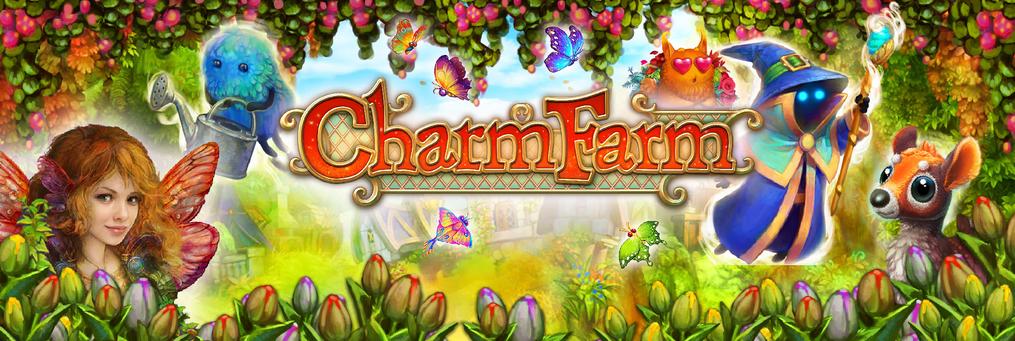 Charm Farm - Presenter