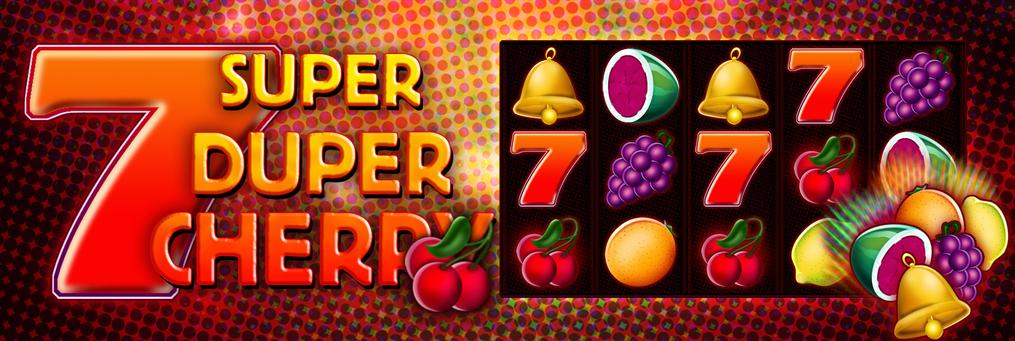 Super Duper Cherry - Presenter